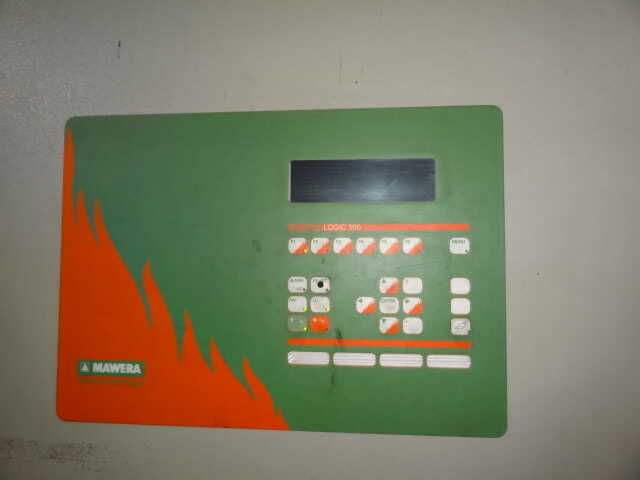 Mawera Wood Chip Heating System - second-hand FU 550 (10)