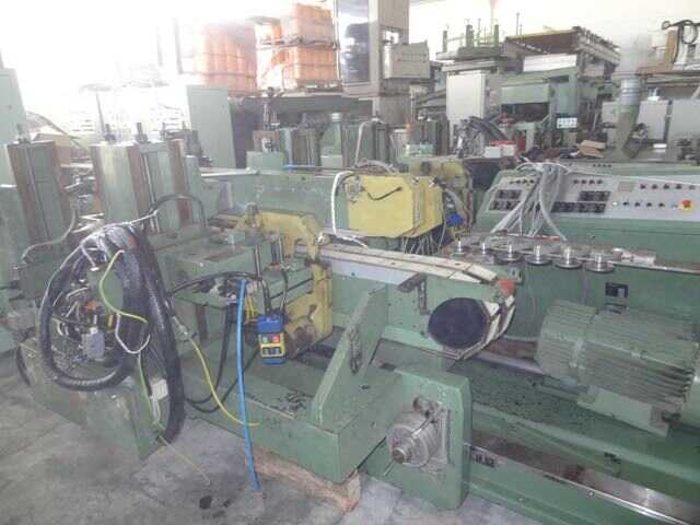 Gabbiani Double End Tenoner Line - second-hand (1)