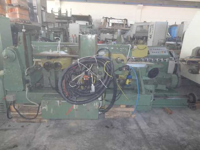 Gabbiani Double End Tenoner Line - second-hand (2)