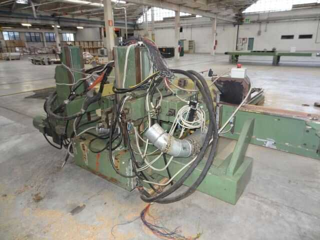 Gabbiani Double End Tenoner Line - second-hand (5)