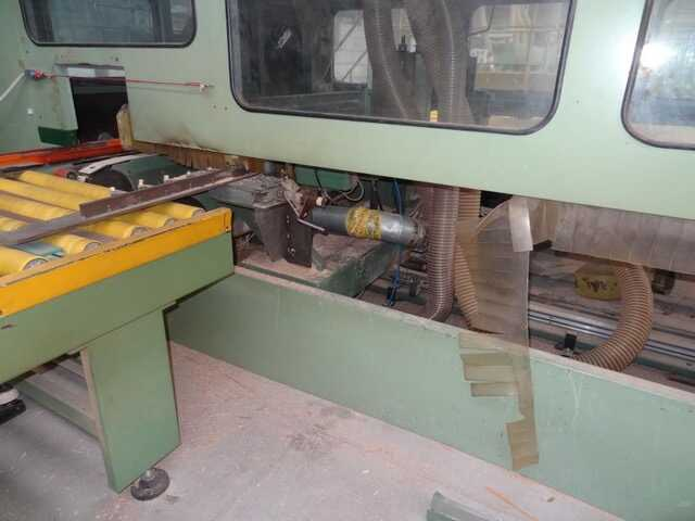Gabbiani Double End Tenoner Line - second-hand (9)