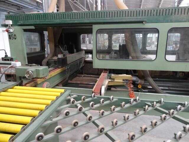 Gabbiani Double End Tenoner Line - second-hand (11)