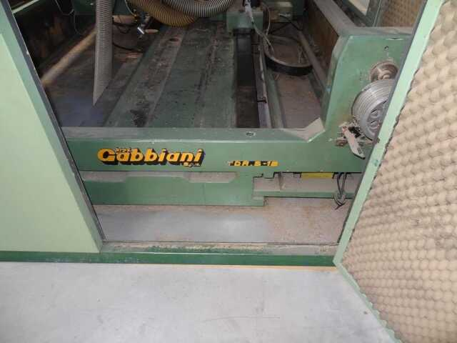Gabbiani Double End Tenoner Line - second-hand (12)