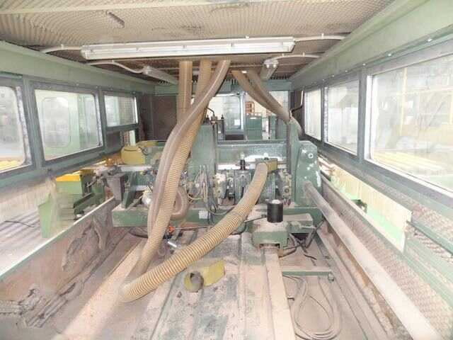 Gabbiani Double End Tenoner Line - second-hand (13)