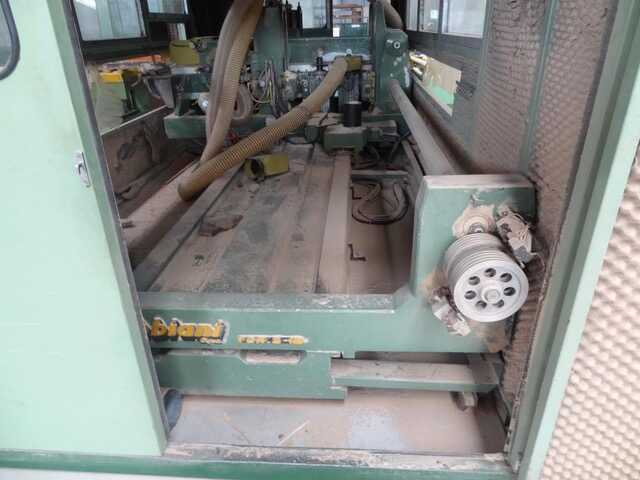 Gabbiani Double End Tenoner Line - second-hand (14)