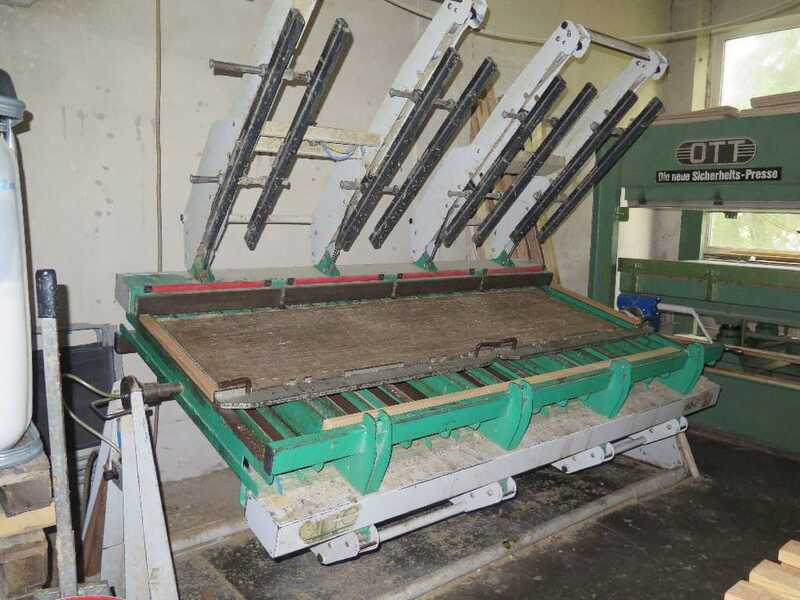 Altec Gluing Press - second-hand (1)