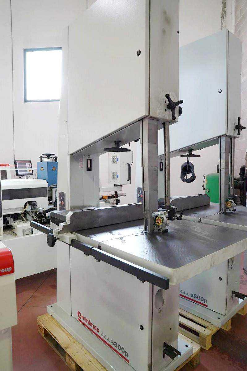 SCM Belt Saw - second-hand MINIMAX S main picture