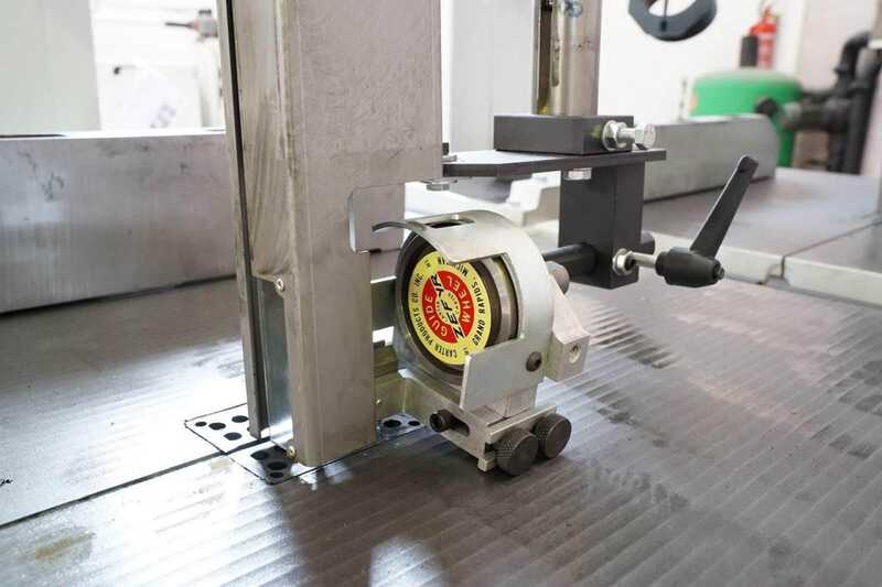 SCM Belt Saw - second-hand MINIMAX S (2)
