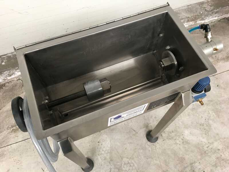 COSMA Brush Cleaning Machine - second-hand 300 CU 1 (1)