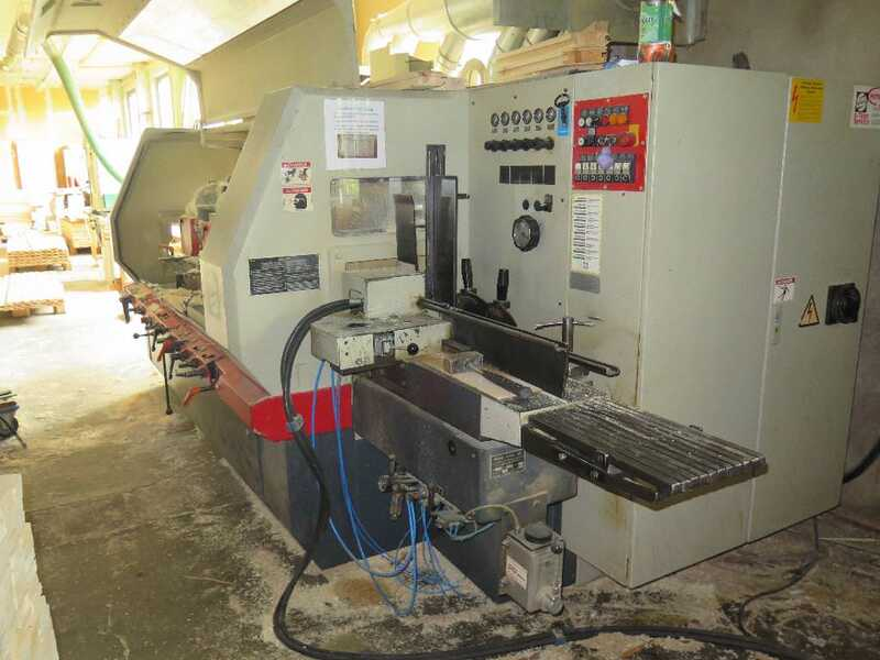 Weinig Fourside Planer - second-hand Hydromat H 23 C main picture