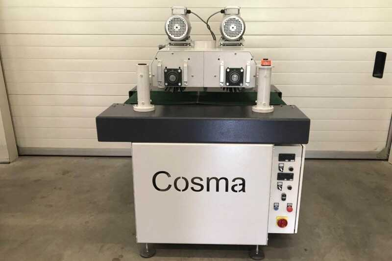 COSMA Oil Application Line - NEW (2)
