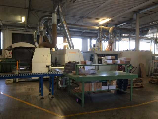 A. Costa Floor Production Line - second hand (6)