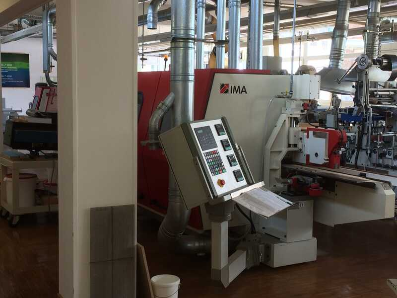 IMA Postforming Machine - second hand AVM/P/I (2)