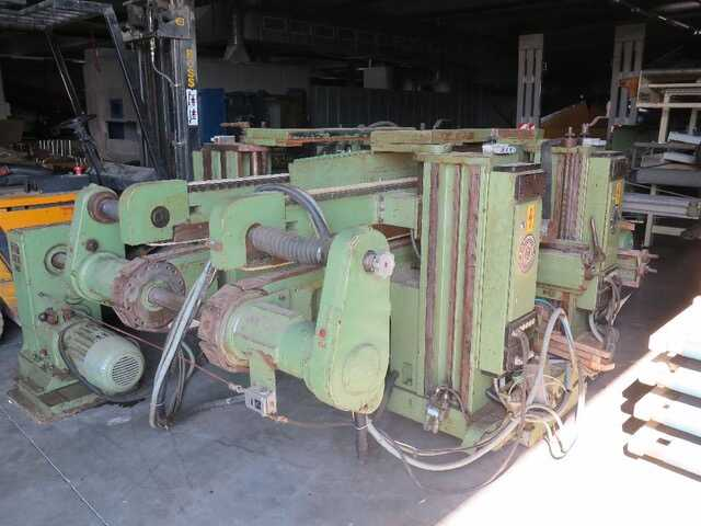 Schwabedissen Double End Tenoner - second-hand main picture