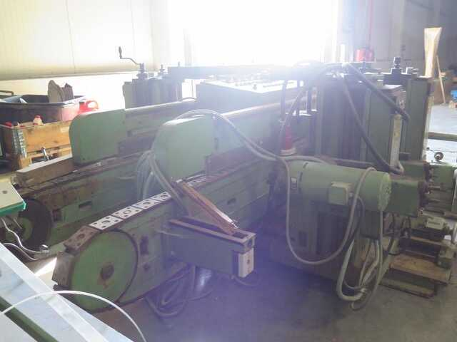 Schwabedissen Double End Tenoner - second-hand (1)