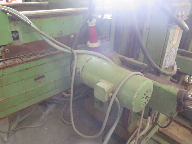 Schwabedissen Double End Tenoner - second-hand (2)