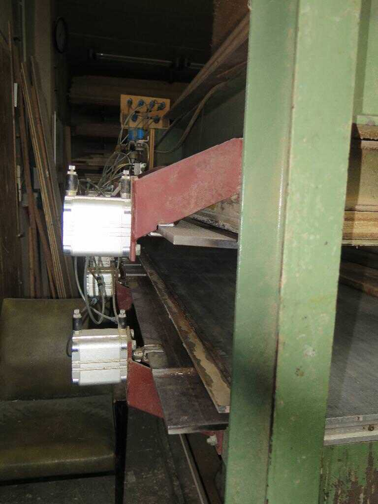 Ott Veneer Press for layers - second-hand (1)