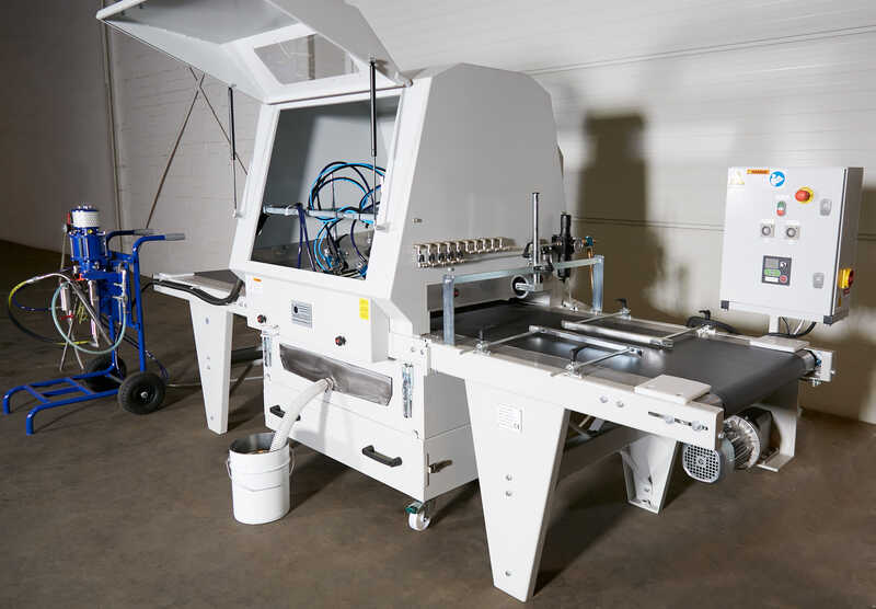 Promas Spraying Machine for Profile Strips - NEW LS-S 500 main picture