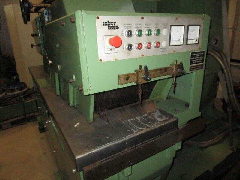 Raimann Multi Rip Saw - second-hand KD 31 (4)