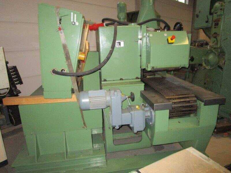 Raimann Multi Rip Saw - second-hand KD 31 (6)