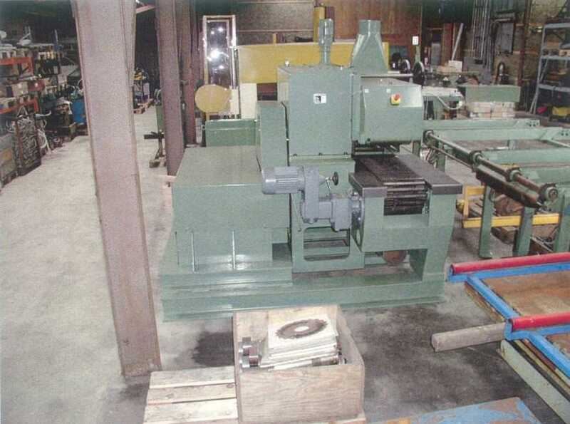Raimann Multi Rip Saw - second-hand KD 31 (7)