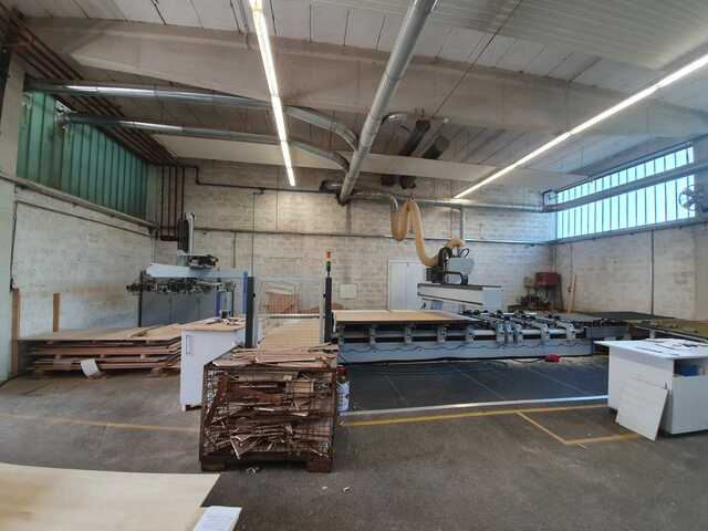 Homag CNC-Processing Center - second-hand Optimat BOF 311 main picture