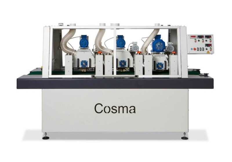 COSMA Structuring and Sanding Machine - NEW main picture