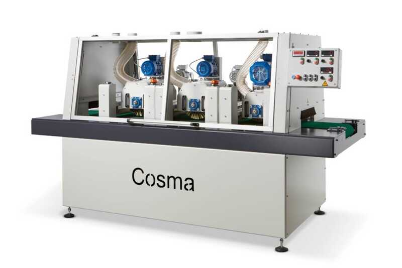 COSMA Structuring and Sanding Machine - NEW (1)