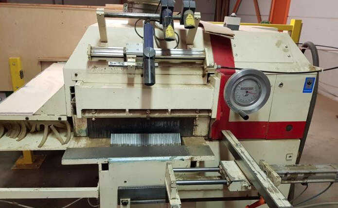 Raimann Multi Rip Saw - second-hand 310 BV (3)
