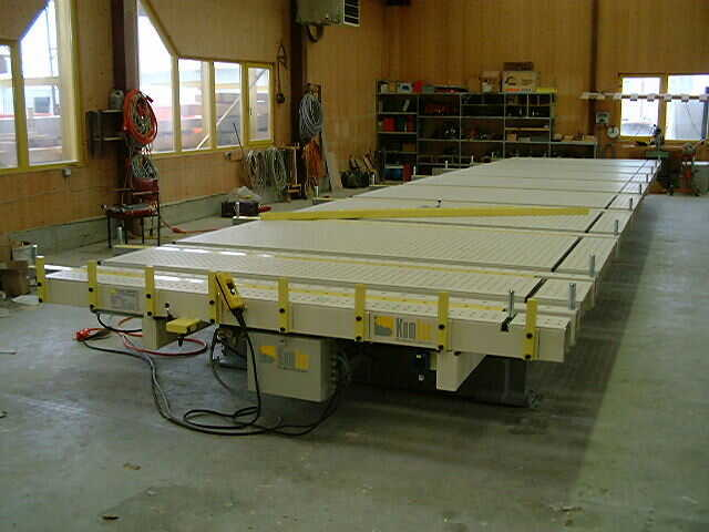 KomTec Assembly Table System - second-hand main picture