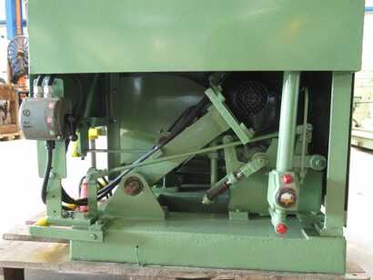 WD Undertable Cross Cut Saw - second-hand QB (4)