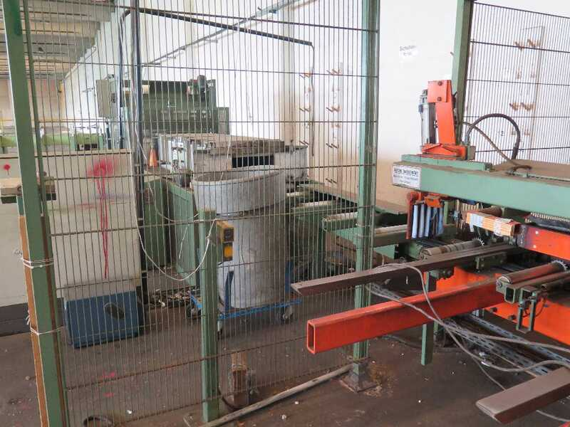 Fischer Packing Line / Shrinking Line for Profile Strips - second-hand SFV/80-N (3)