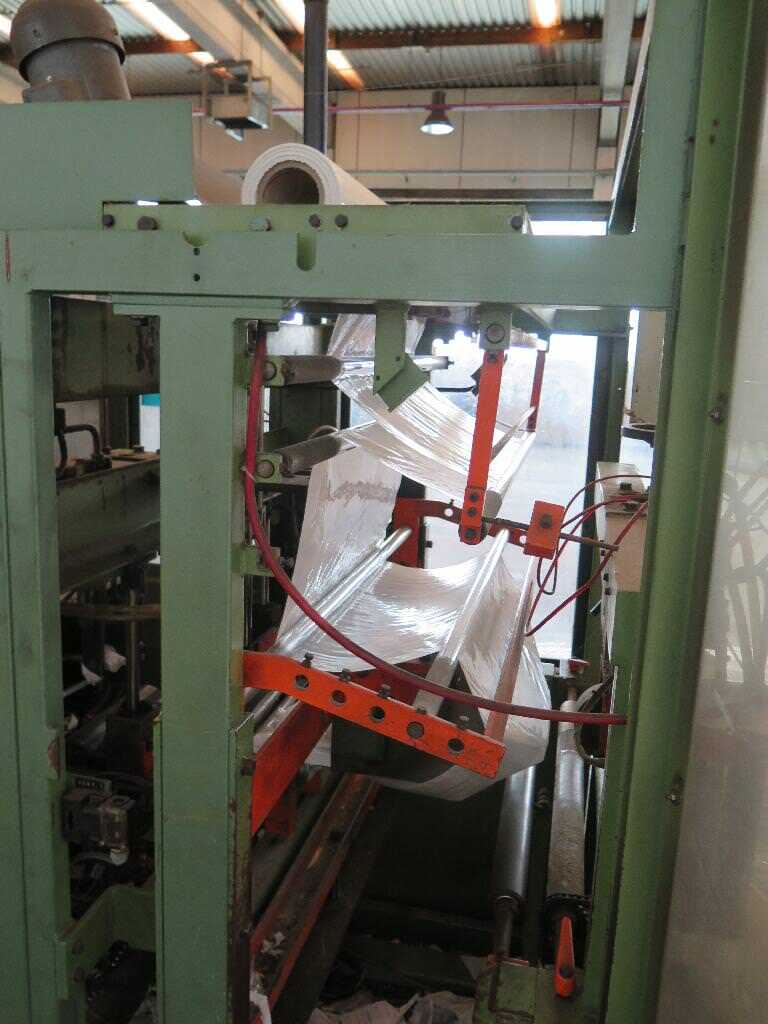 Fischer Packing Line / Shrinking Line for Profile Strips - second-hand SFV/80-N (6)