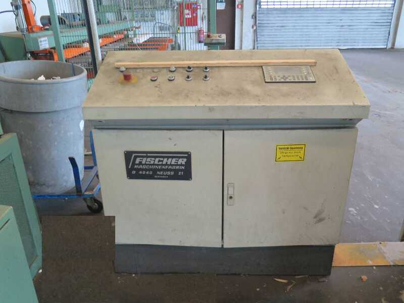 Fischer Packing Line / Shrinking Line for Profile Strips - second-hand SFV/80-N (9)