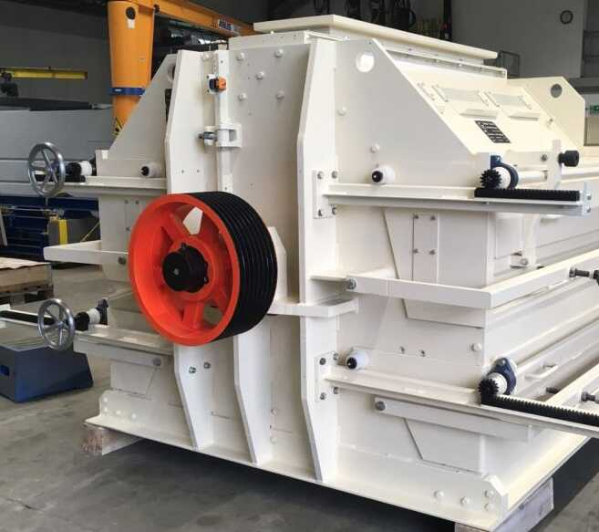 Gisinger Hammer Mill / Wet Chip Mill - second-hand USZ (2)