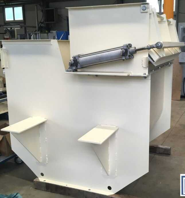 Gisinger Hammer Mill / Wet Chip Mill - second-hand USZ (6)