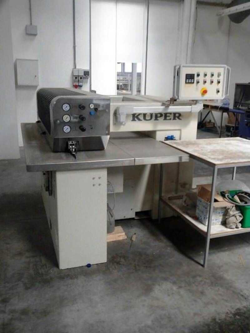 Kuper Veneer Splicer - second-hand FLI Innovation main picture