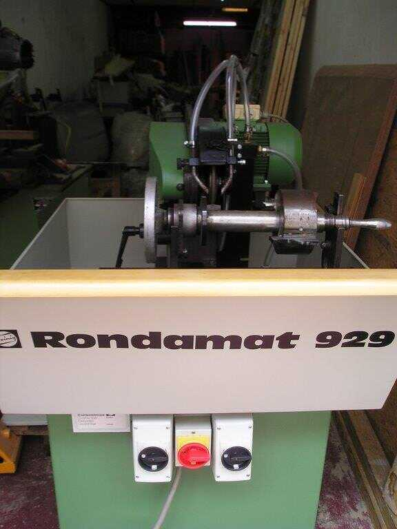 Weinig Profile Knife Grinder - second-hand Rondamat 929 main picture